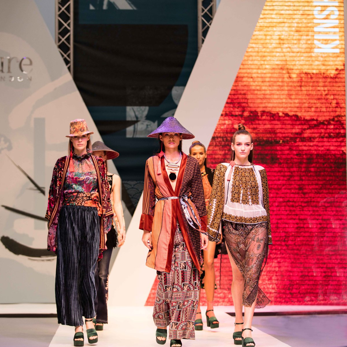 Pure London 2017 Izabela Mandoiu