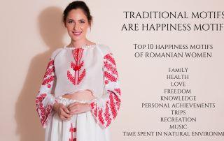 HAPPINESS MOTIVES OF ROMANIAN WOMEN