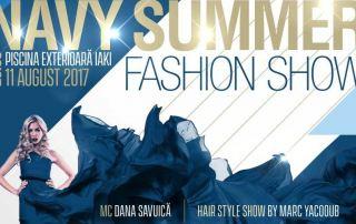 Navy Summer Fashion Show @ Hotel Iaki Mamaia - Izabela Mandoiu