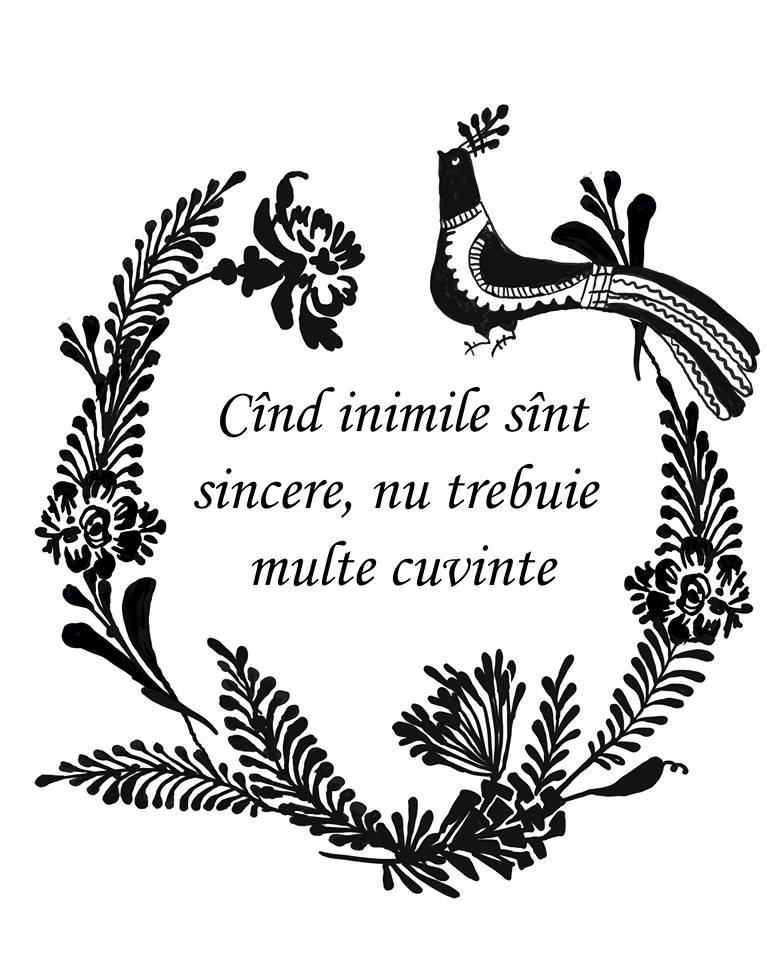Tricou bumbac - proverbe romanesti