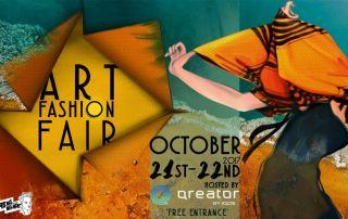 Art Fashion Fair - 21, 22 octombrie 2017 - Izabela Mandoiu
