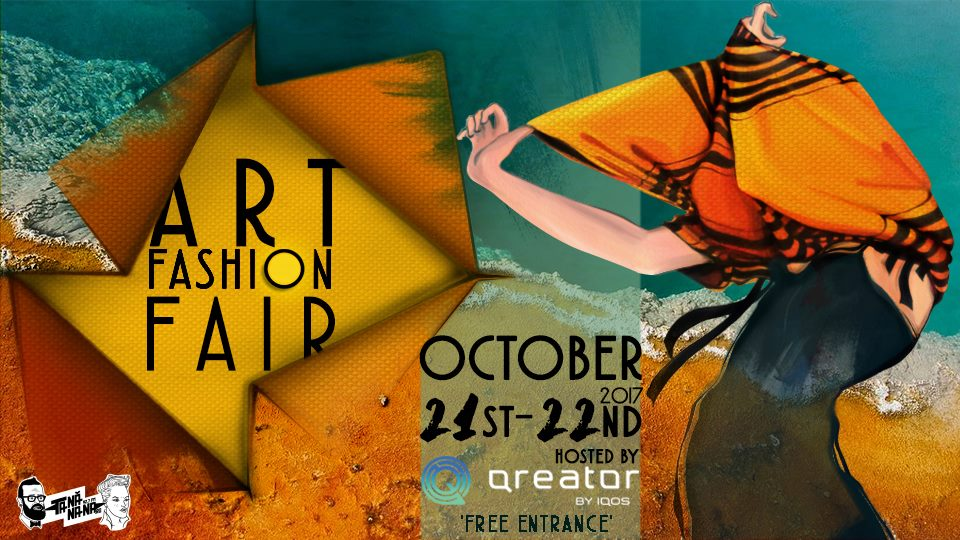 Art Fashion Fair - 21, 22 octombrie 2017 - Izabela Mandoiu
