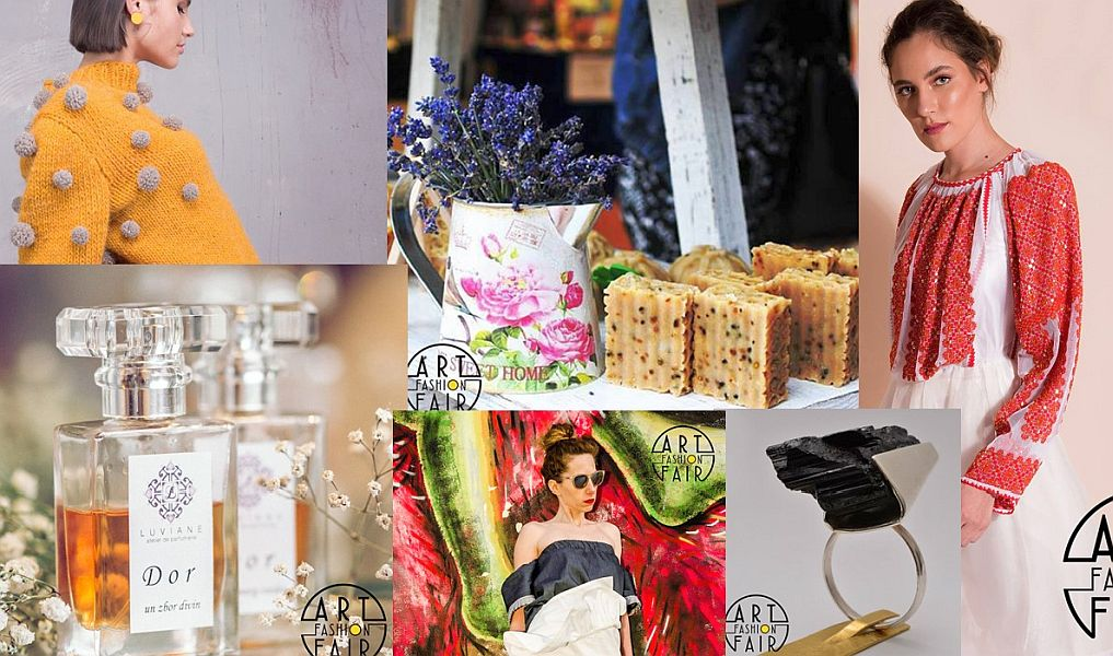 Art-Fashion-Fair-Qreator by IQOS - Izabela Mandoiu
