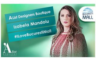 Alist Designers Boutique- Izabela Mandoiu @București Mall