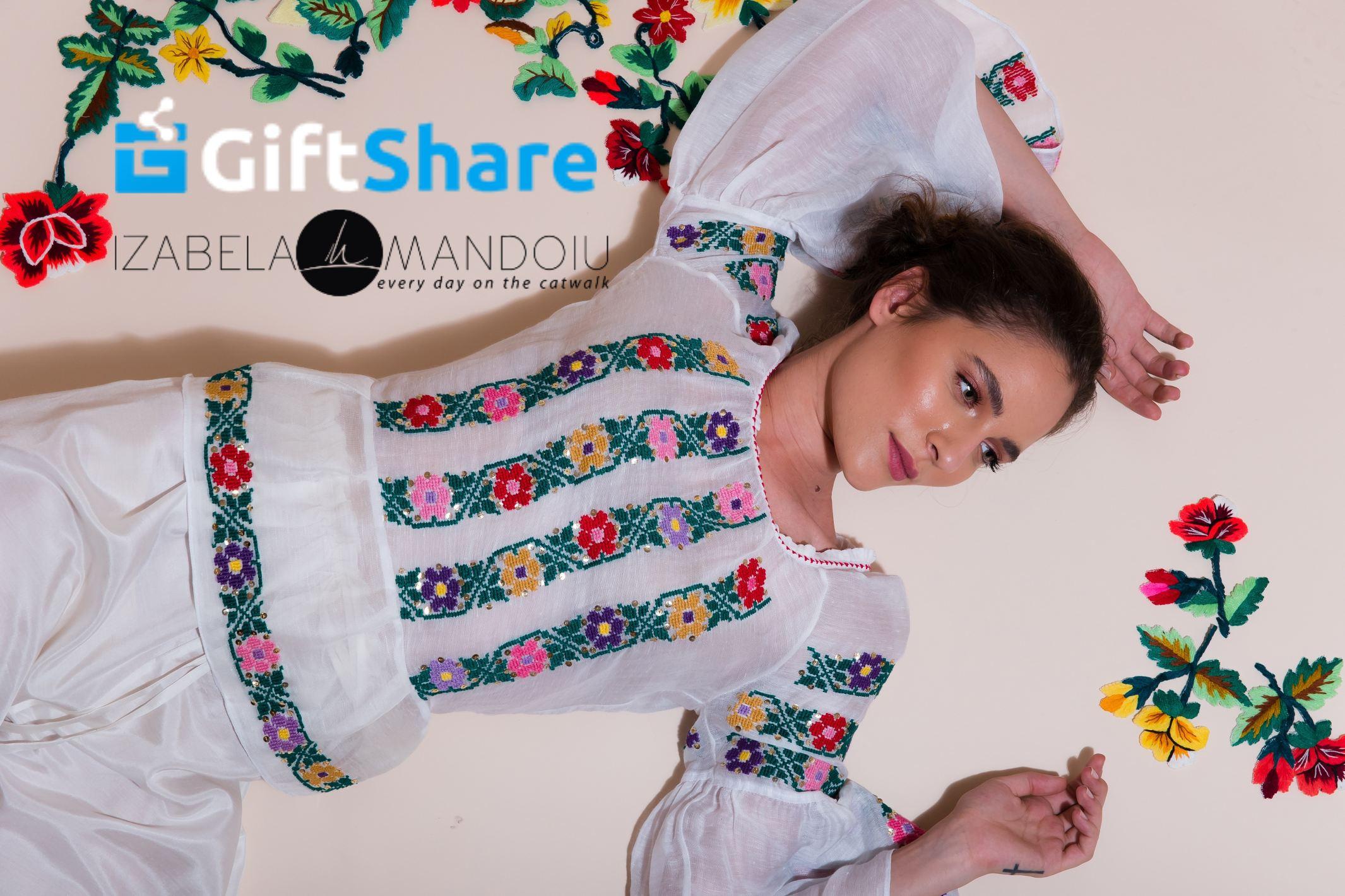 Gift share Romania - strânge suma cadou - Gift voucher online