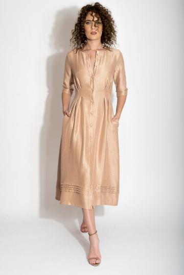 rochie unicat lucrata manual